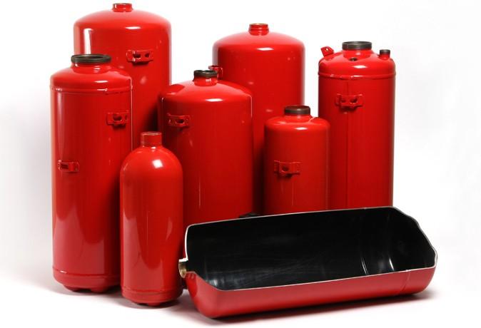 sự khác biệt của bình phòng cháy chữa cháy bột