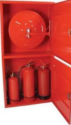 tủ đựng thiết bị chữa cháy ngoài trời